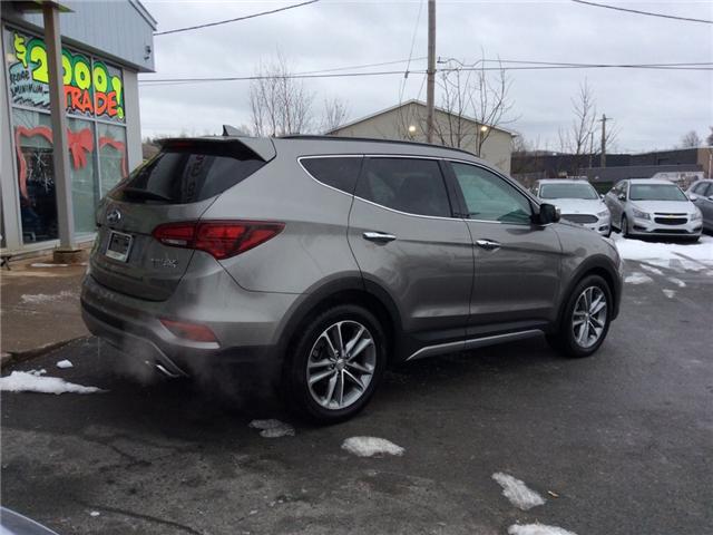 2018 Hyundai Santa Fe Sport 2.0T Limited (Stk: 16423) in Dartmouth - Image 4 of 23