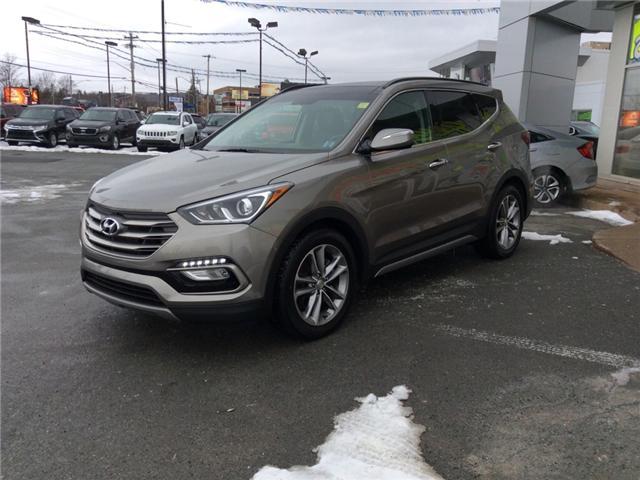 2018 Hyundai Santa Fe Sport 2.0T Limited (Stk: 16423) in Dartmouth - Image 8 of 23