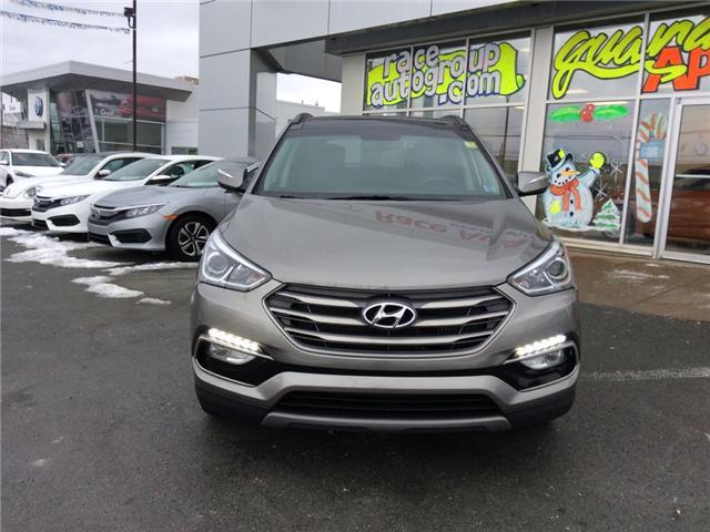 2018 Hyundai Santa Fe Sport 2.0T Limited (Stk: 16423) in Dartmouth - Image 9 of 23