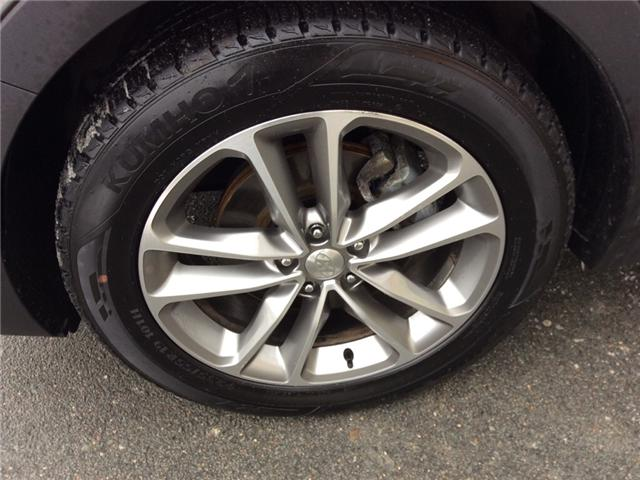 2018 Hyundai Santa Fe Sport 2.0T Limited (Stk: 16423) in Dartmouth - Image 10 of 23
