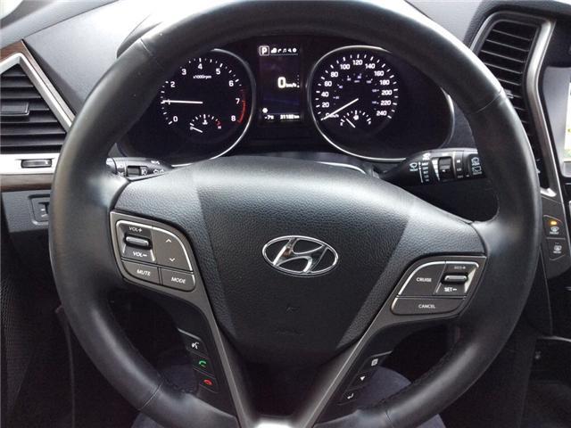 2018 Hyundai Santa Fe Sport 2.0T Limited (Stk: 16423) in Dartmouth - Image 13 of 23