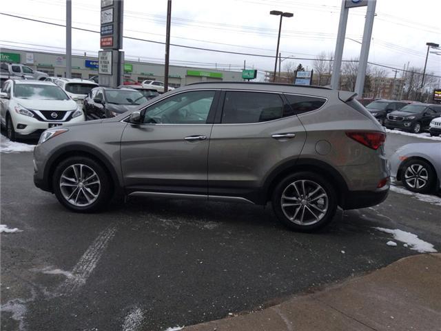 2018 Hyundai Santa Fe Sport 2.0T Limited (Stk: 16423) in Dartmouth - Image 7 of 23