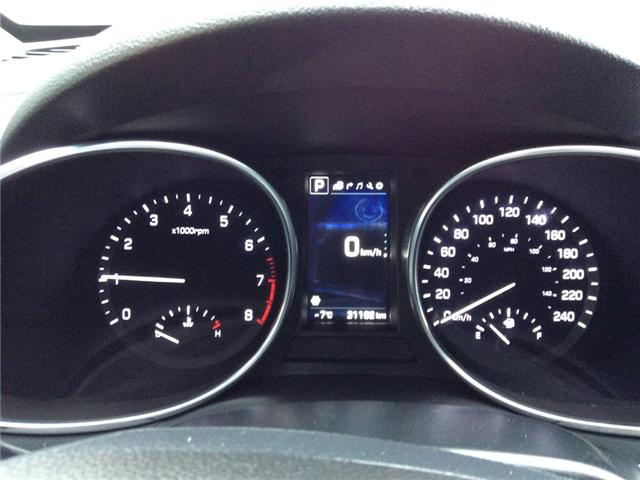 2018 Hyundai Santa Fe Sport 2.0T Limited (Stk: 16423) in Dartmouth - Image 14 of 23