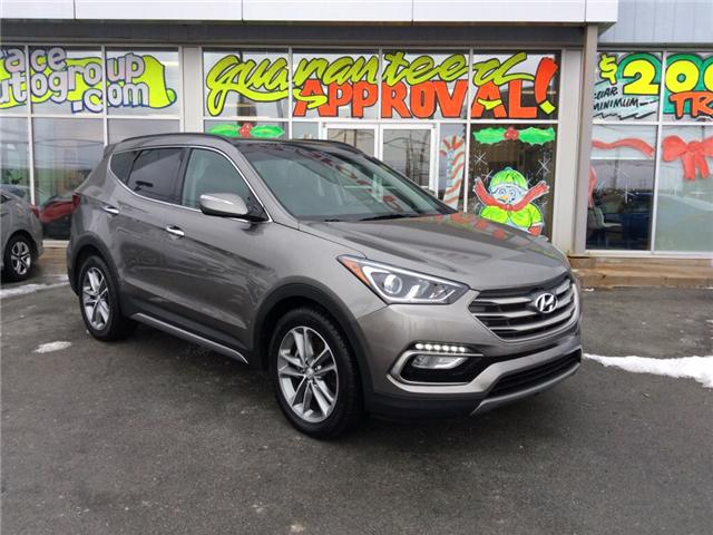 2018 Hyundai Santa Fe Sport 2.0T Limited (Stk: 16423) in Dartmouth - Image 2 of 23