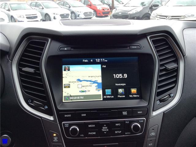 2018 Hyundai Santa Fe Sport 2.0T Limited (Stk: 16423) in Dartmouth - Image 15 of 23