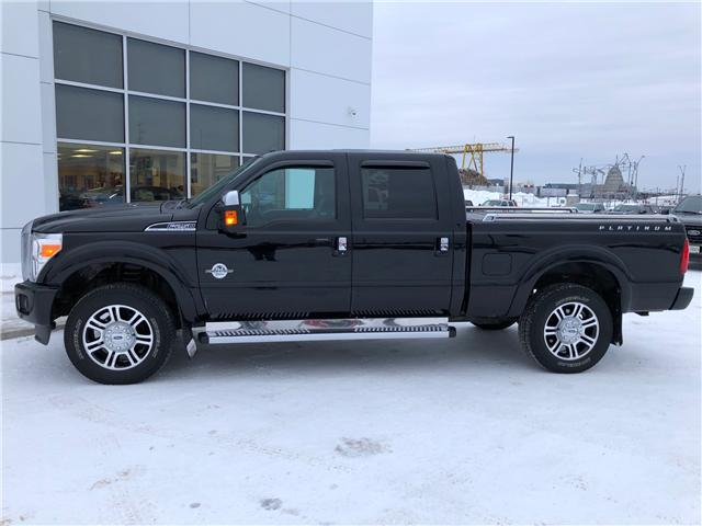 2016 Ford F-250 Lariat (Stk: U-3739) in Kapuskasing - Image 2 of 9