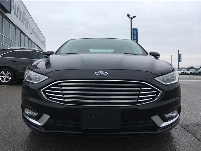 2018 Ford Fusion Titanium (Stk: 18-36452RMB) in Barrie - Image 2 of 26