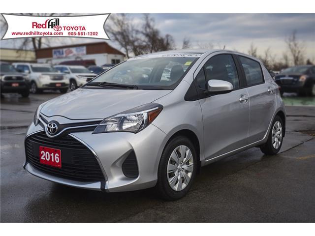 2016 Toyota Yaris LE (Stk: 451) in Hamilton - Image 1 of 16