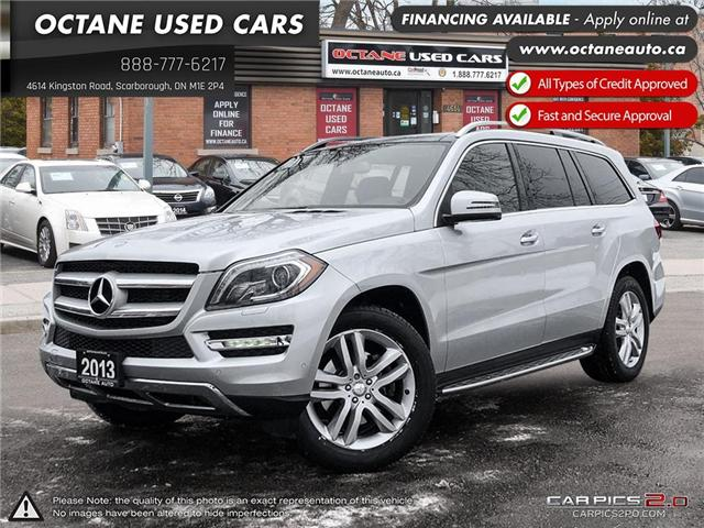 2013 Mercedes-Benz GL-Class Base (Stk: ) in Scarborough - Image 1 of 23