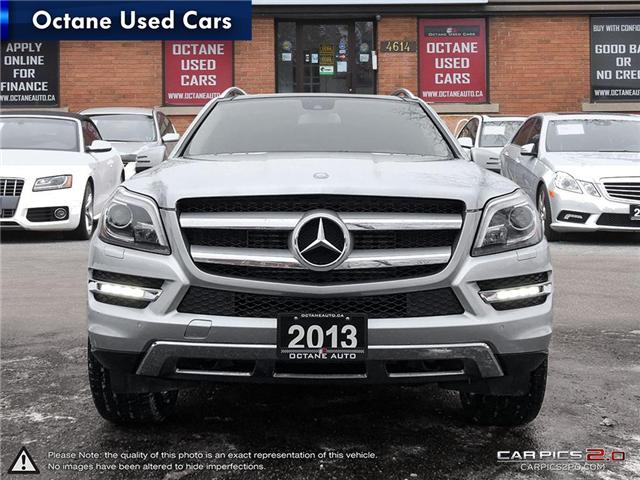 2013 Mercedes-Benz GL-Class Base (Stk: ) in Scarborough - Image 2 of 23