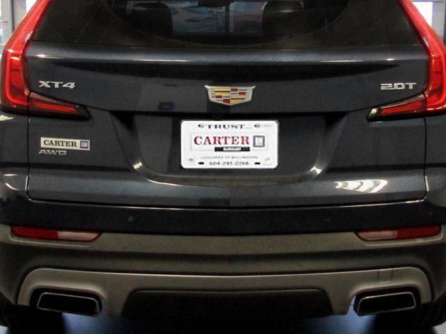 2019 Cadillac XT4 Premium Luxury (Stk: C9-80820) in Burnaby - Image 6 of 24