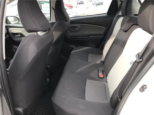 2018 Toyota Yaris LE (Stk: L9012) in Waterloo - Image 12 of 18