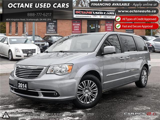 2014 Chrysler Town & Country Touring-L (Stk: ) in Scarborough - Image 1 of 23