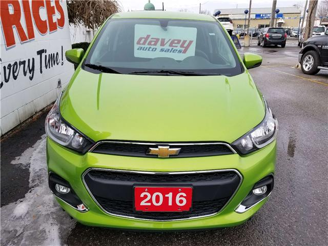 2016 Chevrolet Spark 1LT CVT (Stk: 19-053) in Oshawa - Image 2 of 12