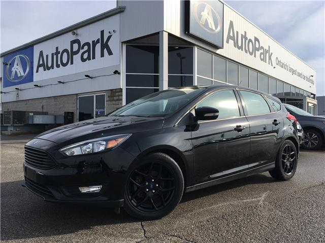 2017 Ford Focus SEL (Stk: 17-20548MB) in Barrie - Image 1 of 30