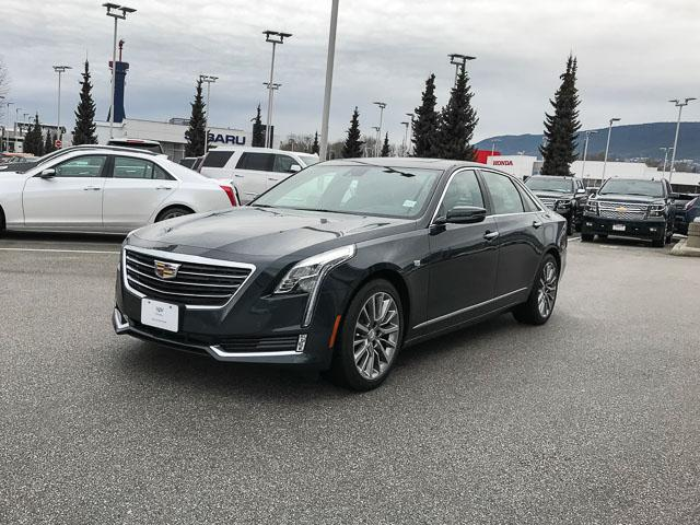 2018 Cadillac CT6 3.6L Luxury (Stk: 8D27050) in North Vancouver - Image 8 of 24