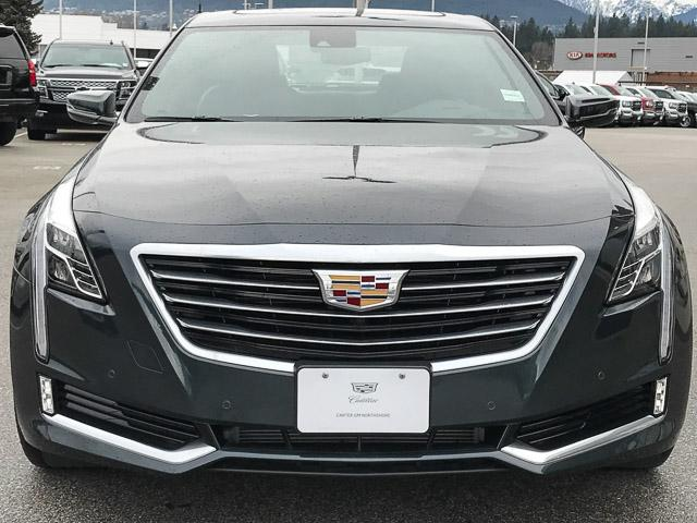 2018 Cadillac CT6 3.6L Luxury (Stk: 8D27050) in North Vancouver - Image 10 of 24