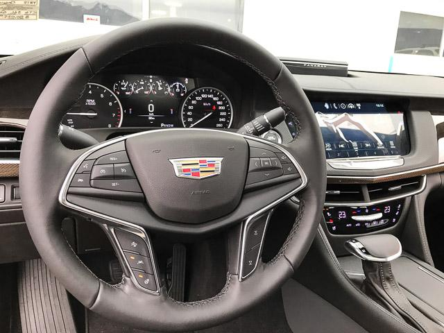 2018 Cadillac CT6 3.6L Luxury (Stk: 8D27050) in North Vancouver - Image 17 of 24