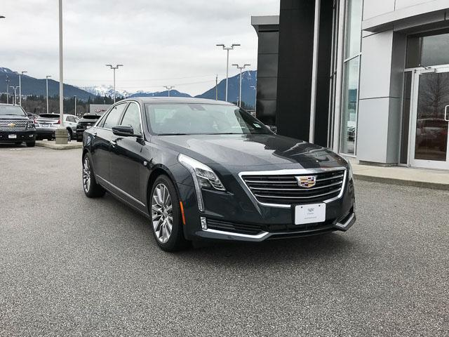 2018 Cadillac CT6 3.6L Luxury (Stk: 8D27050) in North Vancouver - Image 2 of 24
