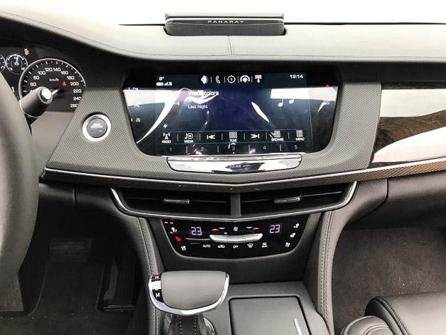 2018 Cadillac CT6 3.6L Luxury (Stk: 8D27050) in North Vancouver - Image 19 of 24