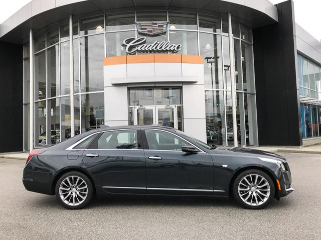 2018 Cadillac CT6 3.6L Luxury (Stk: 8D27050) in North Vancouver - Image 3 of 24