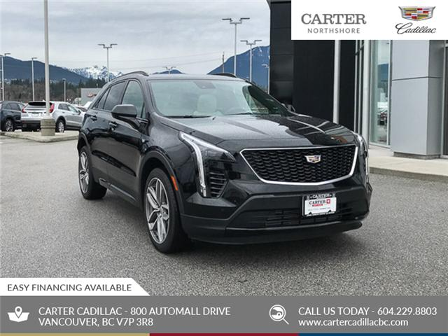2019 Cadillac XT4 Sport (Stk: 9D19770) in North Vancouver - Image 1 of 24