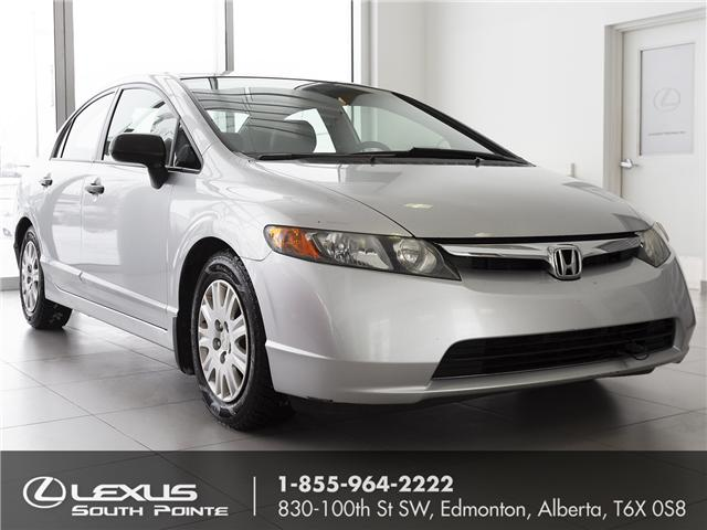 2006 Honda Civic DX-G (Stk: L900318A) in Edmonton - Image 1 of 16