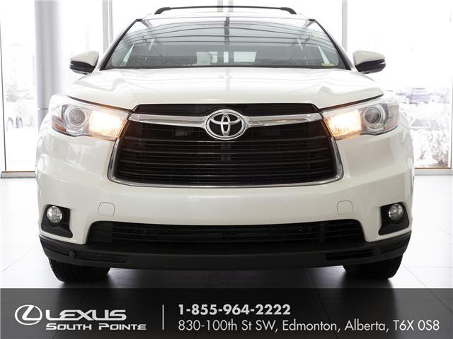 2016 Toyota Highlander Limited (Stk: LUB9112) in Edmonton - Image 2 of 21