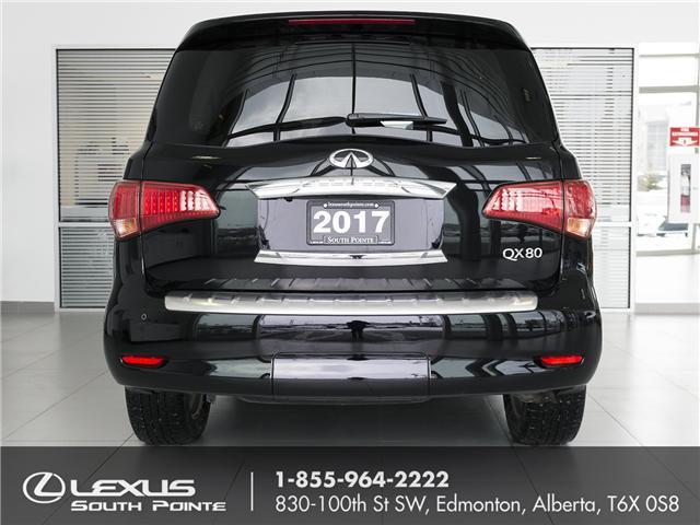 2017 Infiniti QX80 Limited 7 Passenger (Stk: LUB0028) in Edmonton - Image 5 of 22