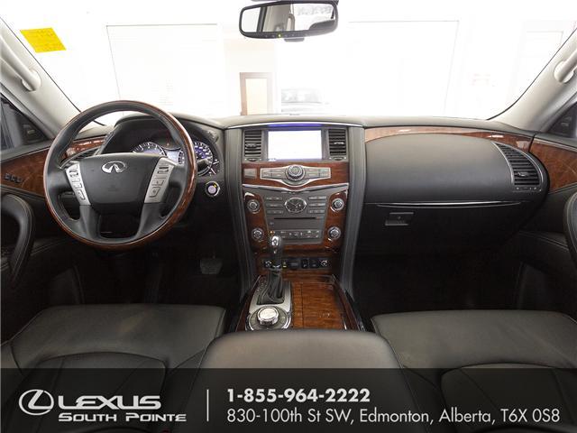 2017 Infiniti QX80 Limited 7 Passenger (Stk: LUB0028) in Edmonton - Image 11 of 22