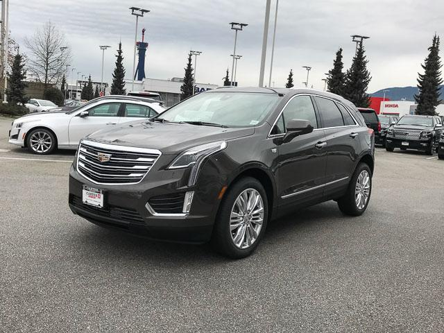 2019 Cadillac XT5 Premium Luxury (Stk: 9D20360) in North Vancouver - Image 8 of 23