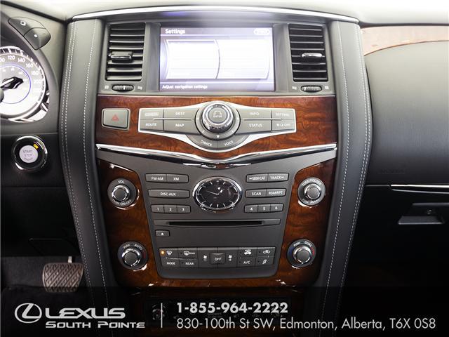 2017 Infiniti QX80 Limited 7 Passenger (Stk: LUB0028) in Edmonton - Image 13 of 22