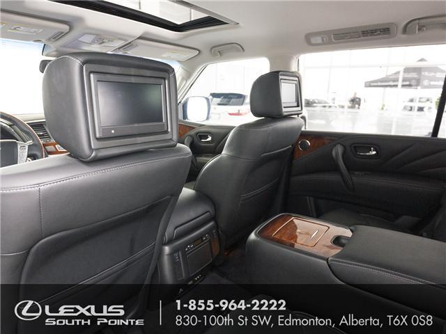 2017 Infiniti QX80 Limited 7 Passenger (Stk: LUB0028) in Edmonton - Image 19 of 22