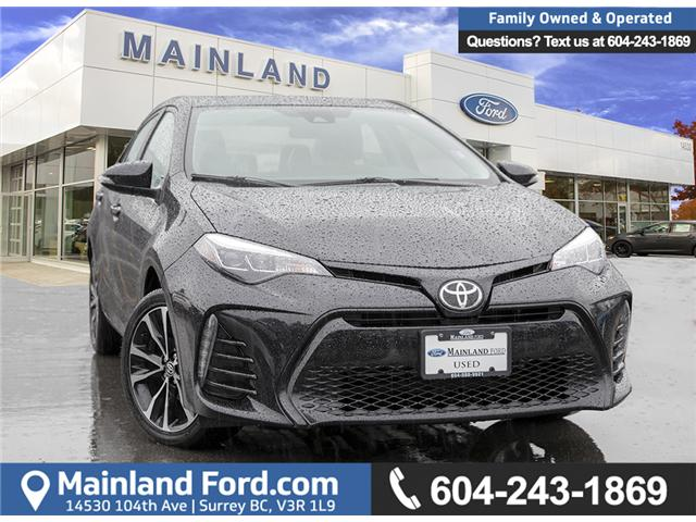 2017 Toyota Corolla SE (Stk: P7997A) in Surrey - Image 1 of 17