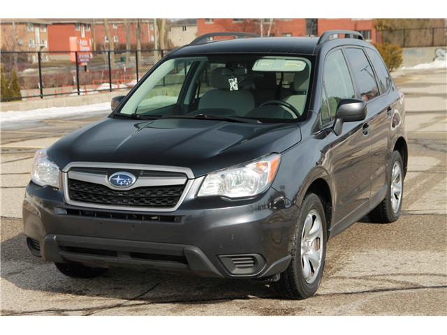 2015 Subaru Forester 2.5i (Stk: 1901011) in Waterloo - Image 1 of 27