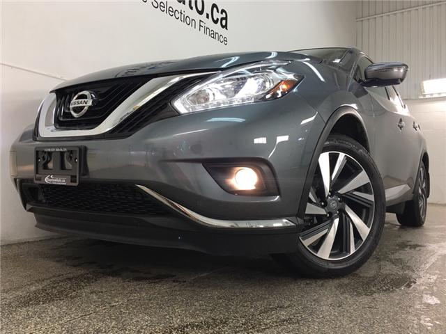 2017 Nissan Murano Platinum (Stk: 34299W) in Belleville - Image 2 of 29