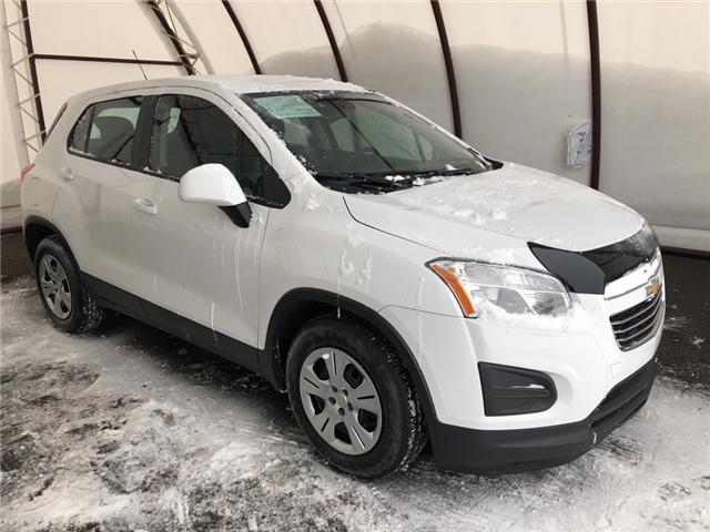 2016 Chevrolet Trax LS (Stk: IU1296) in Thunder Bay - Image 1 of 12