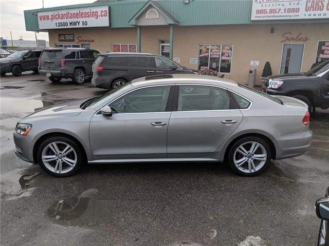 2012 Volkswagen Passat 2.0 TDI Highline (Stk: ) in Bolton - Image 2 of 26