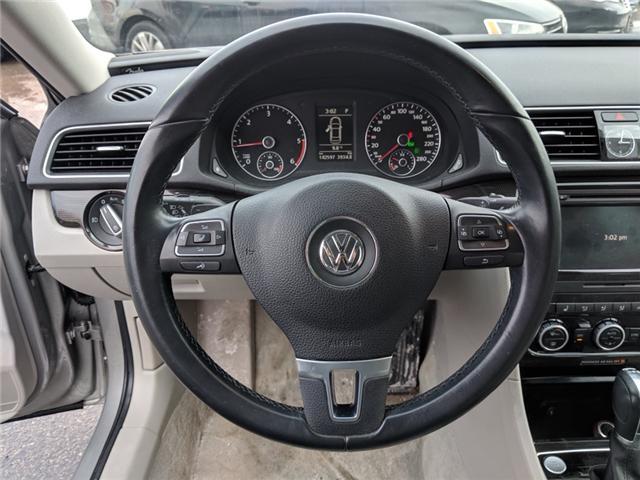 2012 Volkswagen Passat 2.0 TDI Highline (Stk: ) in Bolton - Image 14 of 26