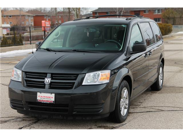 2010 Dodge Grand Caravan SE (Stk: 1810469) in Waterloo - Image 1 of 28