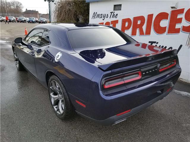 2015 Dodge Challenger SXT (Stk: 18-544) in Oshawa - Image 5 of 14