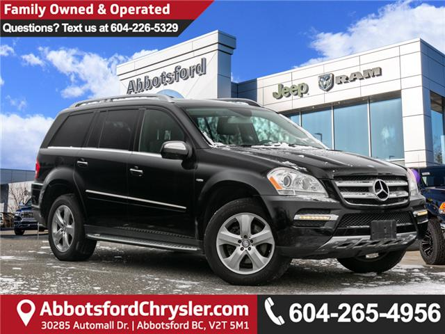 2010 Mercedes-Benz GL-Class Base (Stk: J294933A) in Abbotsford - Image 1 of 27