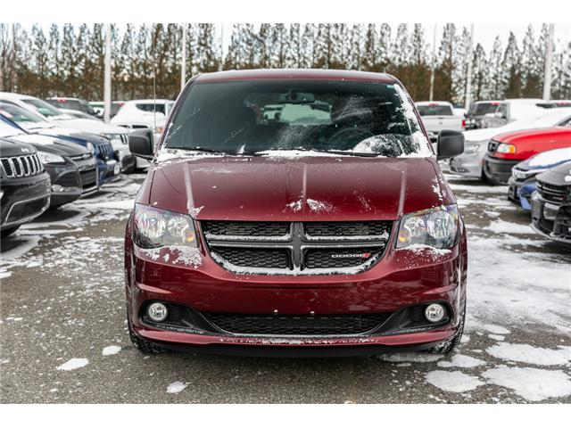 2017 Dodge Grand Caravan CVP/SXT (Stk: AG0741) in Abbotsford - Image 2 of 23