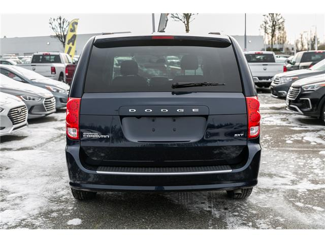 2017 Dodge Grand Caravan CVP/SXT (Stk: AG0739) in Abbotsford - Image 6 of 23