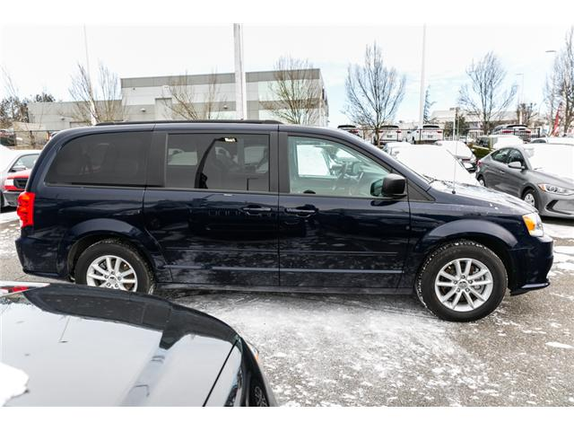 2017 Dodge Grand Caravan CVP/SXT (Stk: AG0739) in Abbotsford - Image 8 of 23