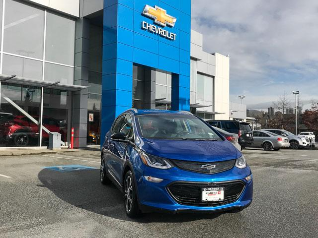 2019 Chevrolet Bolt EV Premier (Stk: 9B65650) in North Vancouver - Image 2 of 13