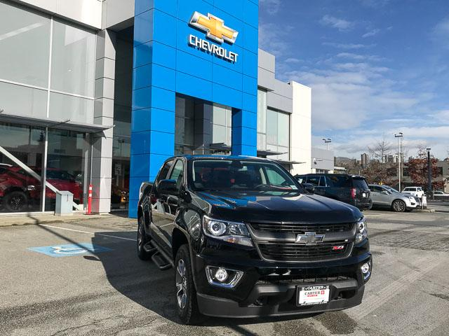 2019 Chevrolet Colorado Z71 (Stk: 9CL25950) in North Vancouver - Image 2 of 13