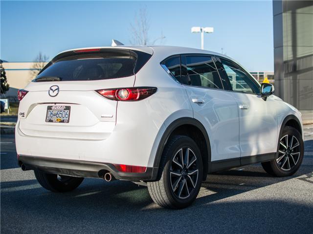 2018 Mazda CX-5 GT (Stk: B0268) in Chilliwack - Image 9 of 30