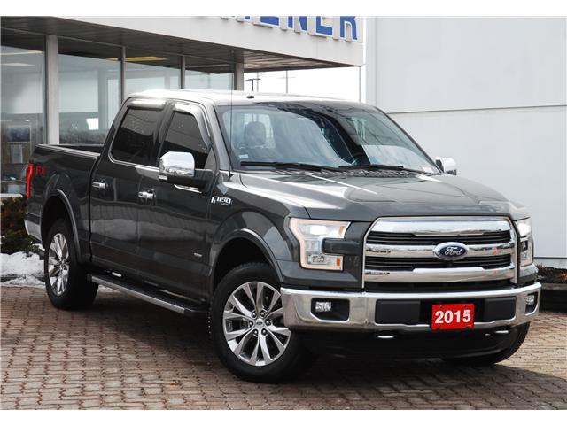 2015 Ford F-150 Lariat (Stk: 8F11530AX) in Kitchener - Image 2 of 21