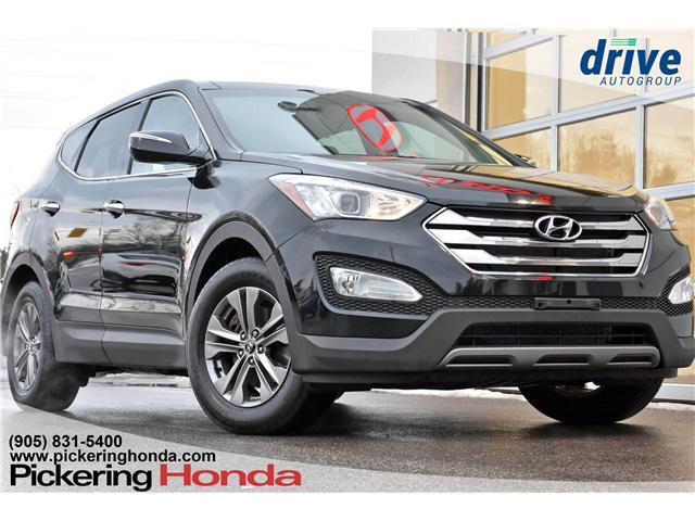 2013 Hyundai Santa Fe Sport 2.4 Luxury (Stk: U612A) in Pickering - Image 1 of 28